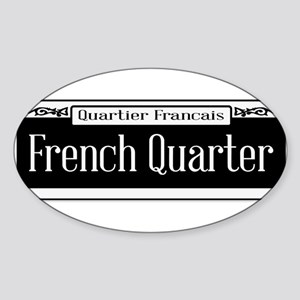 French Quarter Sticker